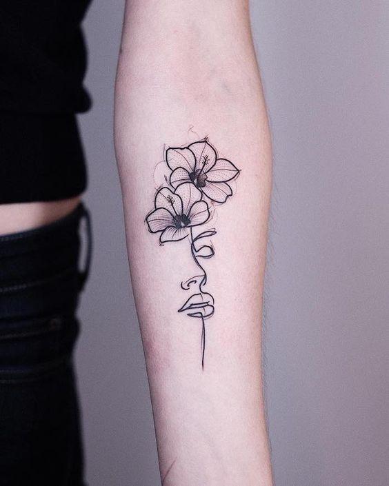 Tattoos kleine schöne 75 Schöne