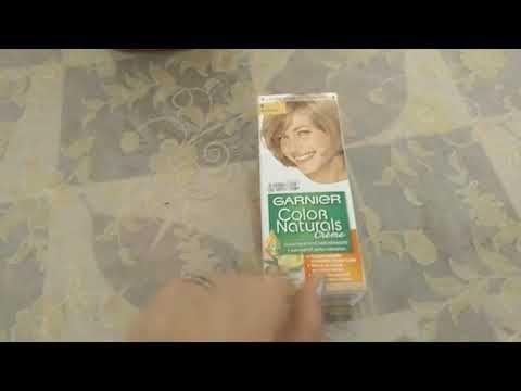 طريقة استعمال صبغة الشعر Garnier أشقر فاتح Youtube Book Cover Books Youtube