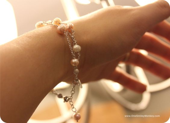 $60 Freshwater Pearl Bracelet. Open to US/CAN - Ends Mar. 15