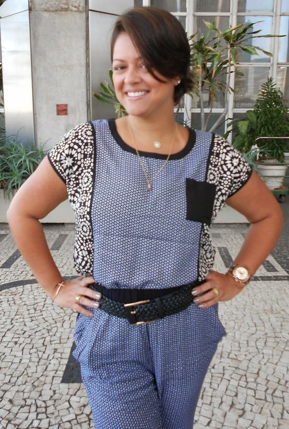 Portal da Flá: Look do dia - Conjuntinho!!!