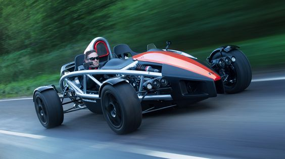 Driven: the s'charged Ariel Atom 3.5 - BBC Top Gear..must read review...