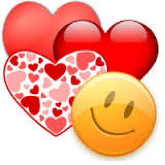 Hearts & Smiley