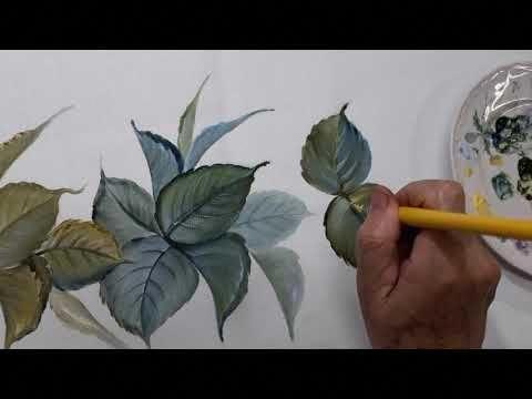 Fijador Para Pintura Acrilica Sobre Tela Fabric Painting Fabric Paint Designs Rose Painting