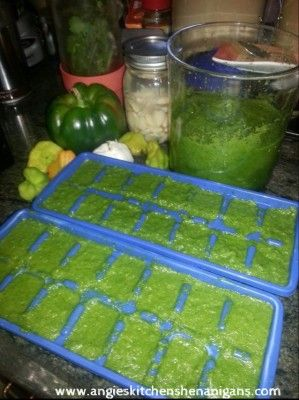 how to make fresh sofrito