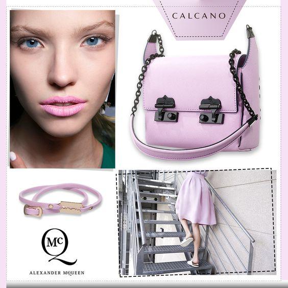 Ищите новую коллекцию аксессуаров скандально известного бренда #McQ by #AlexanderMcqueen на calcano.ru  #bag #accessories #calcanocom #calcanoru