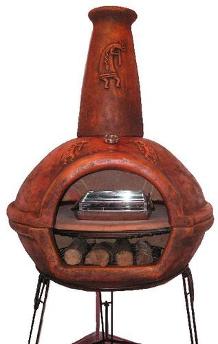 mexican clay wood fired ovensmall  wobbly mi casa es su casa pinterest