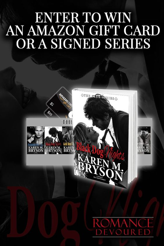 Win Signed Copies or a $5 or $10 Amazon Gift Card from USA Today Author Karen M. Bryson