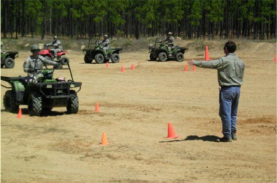 MilitaryAtv.com -Training / ATV Safety Training