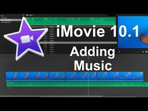 167 Imovie 10 1 2016 How To Add Music Beginner Youtube Add Music Music Video Editing