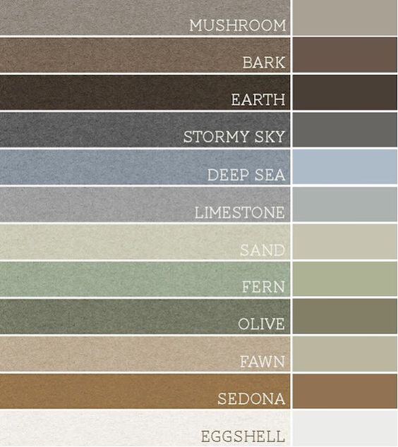 Earth Tone Kitchen Colors: Take Any Set Of 3 Of These Colors And Each Room Would Be