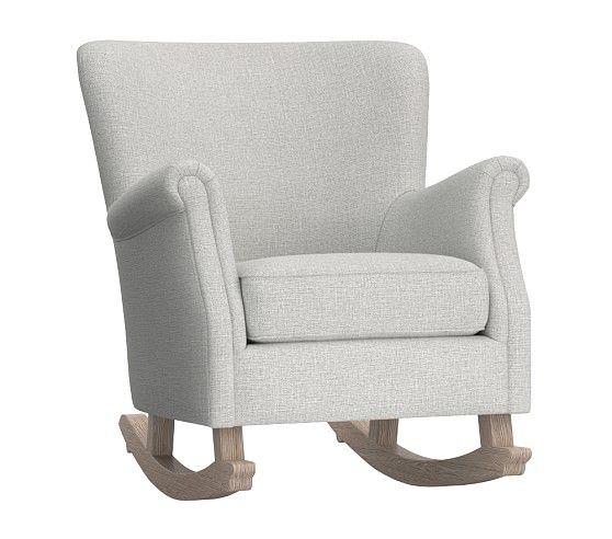 Rocking Chair Amp Ottoman
