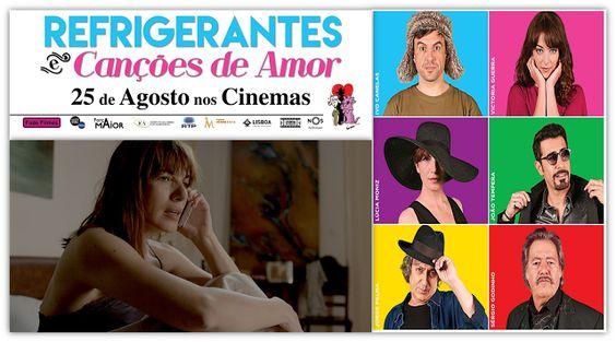 """""""Refrigerantes e Canções de Amor"""" é o novo filme nacional, o…"""