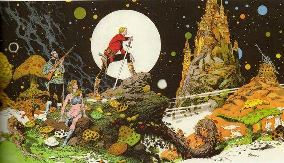 ERBzine 3155: Al Williamson - Flash Gordon