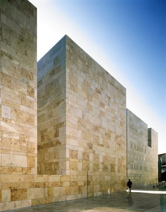 Centro culturale di Sines, Sines, 2000  #mateus  #architecture #portugal