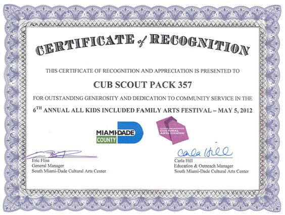 award certificates kids art - Google Search SCMAC Certificates - appreciation certificates wording
