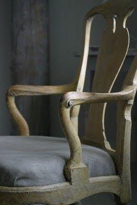Swedish armchair the colors!