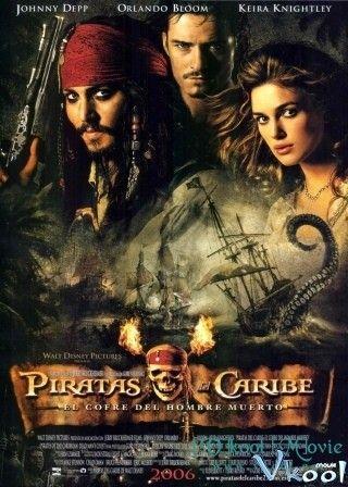 Cướp Biển Vùng Caribê 2: Chiếc Rương Tử Thần - HD