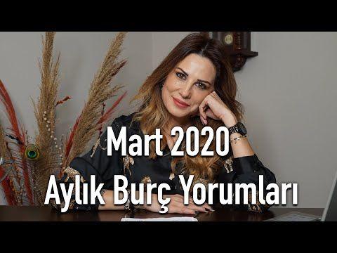 2020 Mart Ayi Aylik Burc Yorumlari Hande Kazanova Ile Astroloji Youtube 2020 Burclar Martini Kova Burc