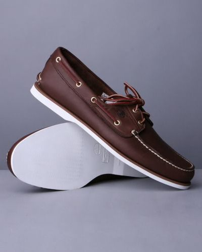 Just bought a pair for summer :)) Timberland Classic Boat Shoes