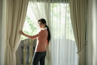 How To Fix Bending Curtain Rods The O Jays Window And