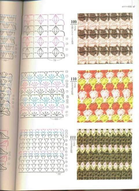 Crochet Stitch Exsc : crochet stichtes crochet colour irish crochet crocheted crochet ...