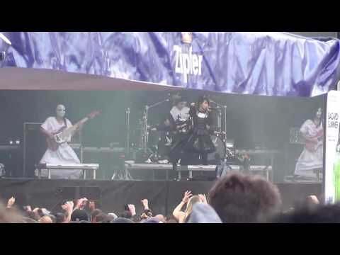 Baby Metal - Meta Taro [Rock In Vienna. 2016.06.03.] - YouTube