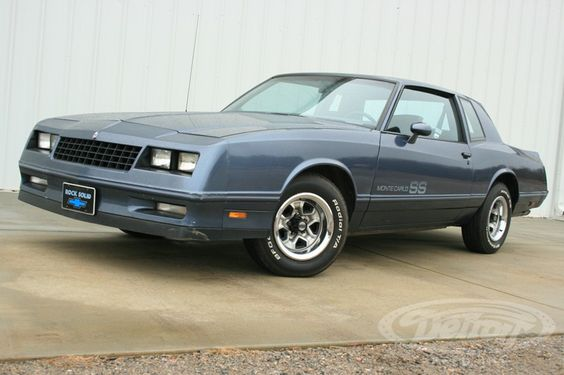 The DSE 1984 Monte Carlo is owned by Detroit Speed and is the Test Car for our line of G-Body Parts. This Monte Carlo was brought in as a stock vehicle. The car was first installed with drop springs to give the car an improved stance. Following the drop springs DSE installed the rearSwivel-Link's®followed by upper and lower control arms. After that, DSE installed the G-Body Anti-Roll Bars and eventually added a front and rear coilover kit.