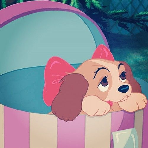 Disney, Spaniels and Puppys on Pinterest
