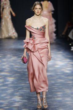Marchesa Fall 2016 Ready-to-Wear Fashion Show