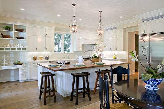 Pinterest the world s catalog of ideas for Tri level kitchen remodel