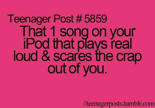always happens.