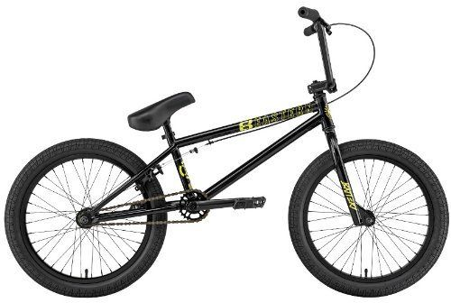 Eastern Battery BMX Bike Gloss Black w/ Black Rims 20in Mens - http://www.bicyclestoredirect.com/eastern-battery-bmx-bike-gloss-black-w-black-rims-20in-mens/