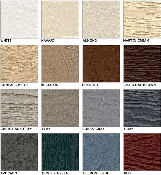 Vinyl Siding Colors Houses Acrylic Solid Stain Colors For Wood Siding And Trim By Haley Paint