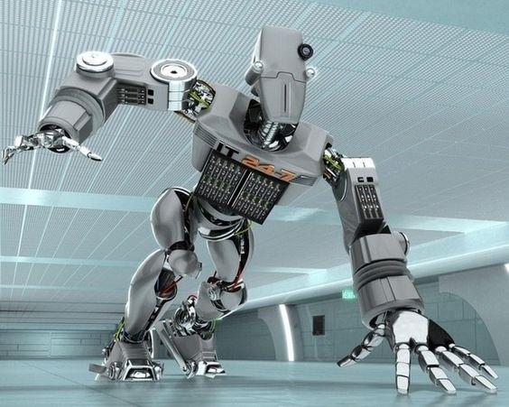 Aerospace Robots