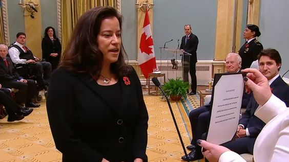 Justice Minister Jody Wilson-Raybould appointed to six cabinet committees