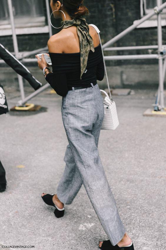 London Fashion Week Spring 2017 street style (September 2016)