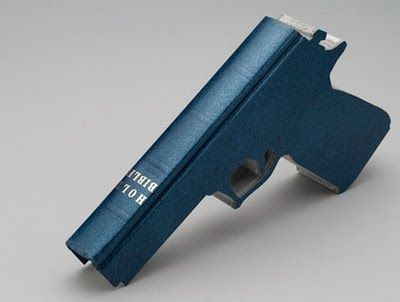 The Word of God...weapons of warfare.                                        (Gun jonhdelaney)