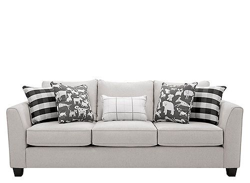 For A Living Room With Style Comfort And Great Seating The Daine