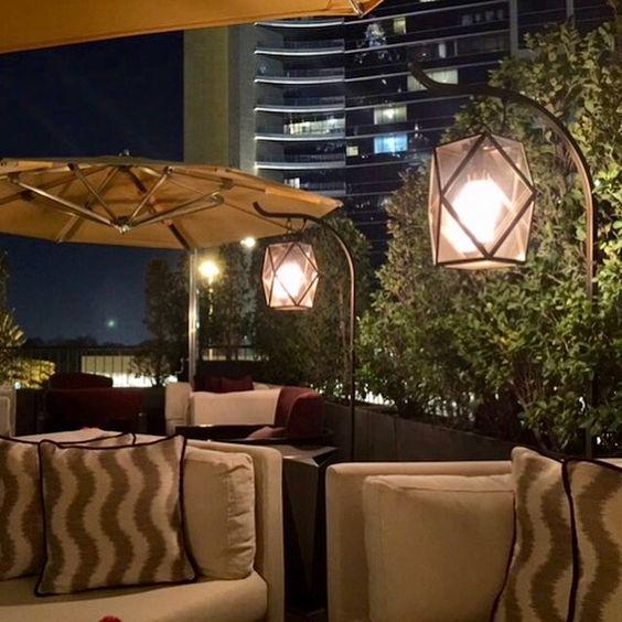 MUSE floor custom by CONTARDI lighting at Four Season hotel in Dubai