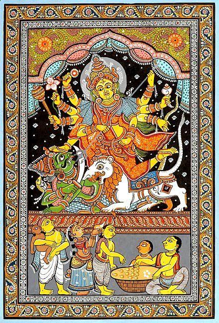 Stotra on Devi Bhavani – Bhavani Ashtakam