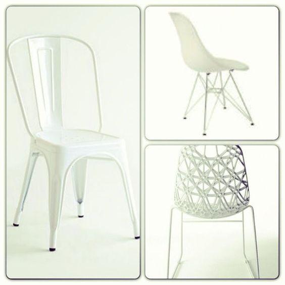 Design and eames on pinterest - Stoelen tolix ...
