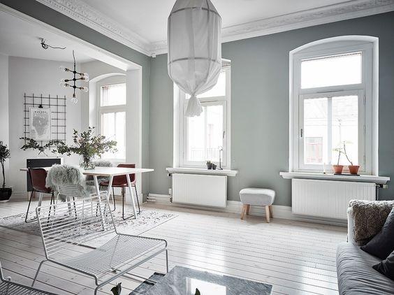 Parete A Pois Fai Da Te : Tecniche di tinteggiatura pareti interne con pareti a pois tante