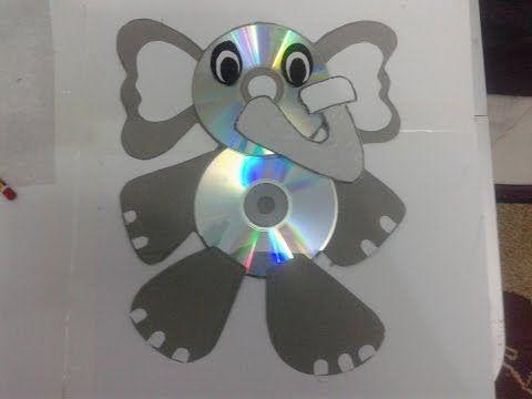 طريقة عمل فيل بالورق أعمال فنية بسيطة اشغال يدوية سهلة Youtube Art Cute Hedgehog