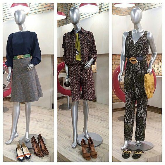 Esquadrão da Moda Brasil - Looks