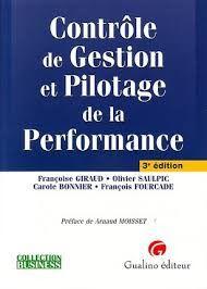 Controle De Gestion Et Pilotage De La Performance Bookpdf Livresgratuit Success Books Accounting Management