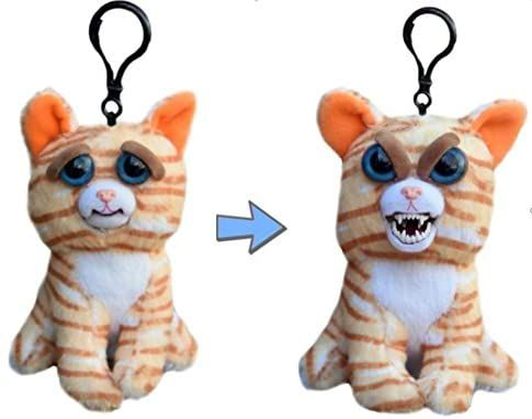 William Mark Feisty Pets Mini Princess Pottymouth In 2020 Cat Plush Funny Expressions Pets