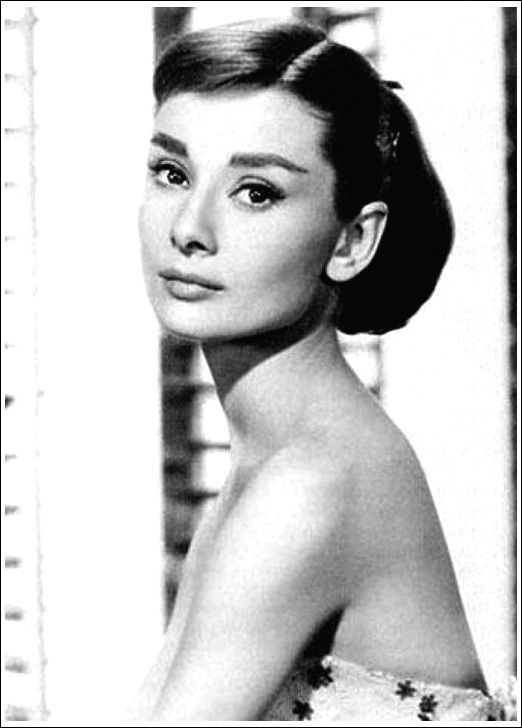 Sophisticated Young Updo Audrey Hepburn Hairstyle Amp Audrey Hairstyle Hepburn Sophistica Frisur Audrey Hepburn 50er Jahre Frisur Frisur Hochgesteckt