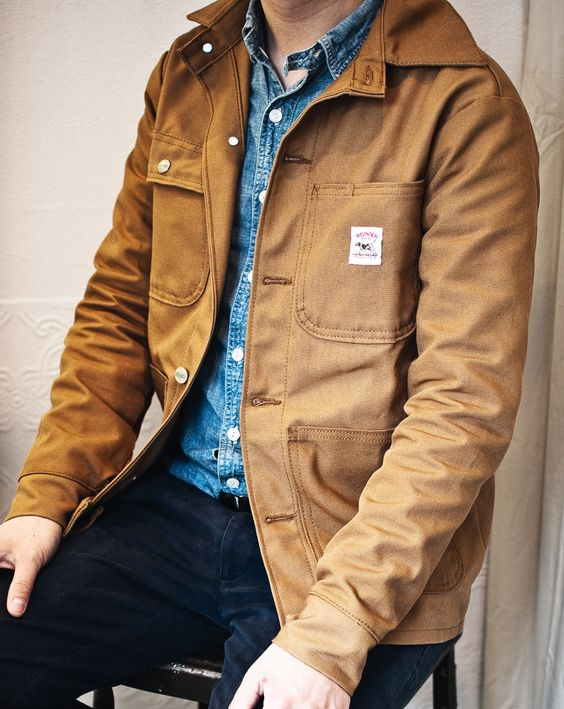 The Pointer Brand Chore Jacket