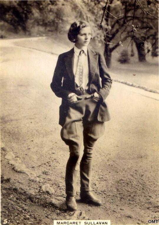 Margaret Sullavan.