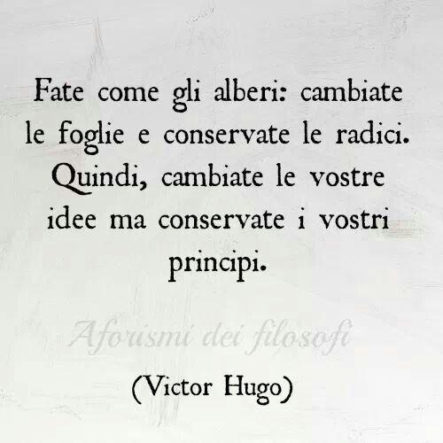 Victor #Hugo #cambiare: